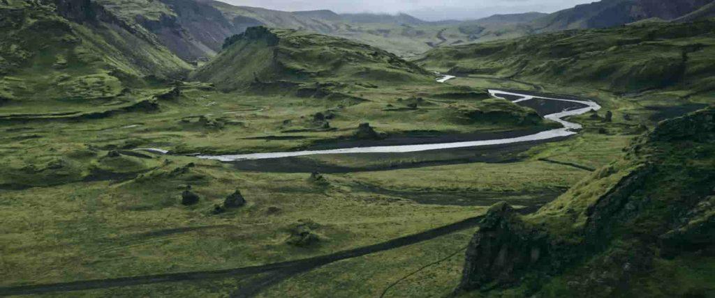 فیلم کوتاه Islandia / تصاویر هوایی از چشم اندازهای طبیعی ایسلند !