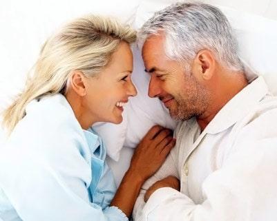 رابطه ی جنسی در سن بالا