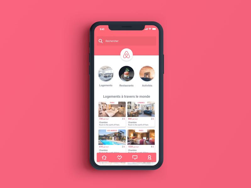 اپلیکیشن Airbnb