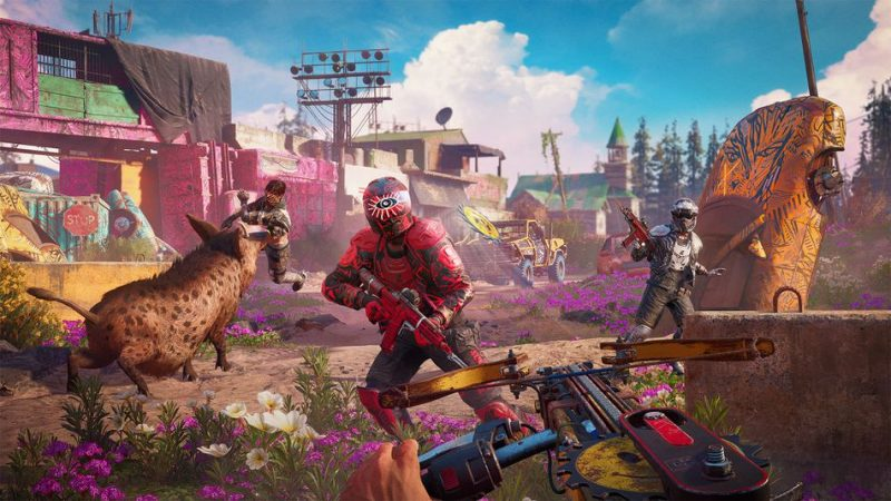 بازی Far Cry: New Dawn