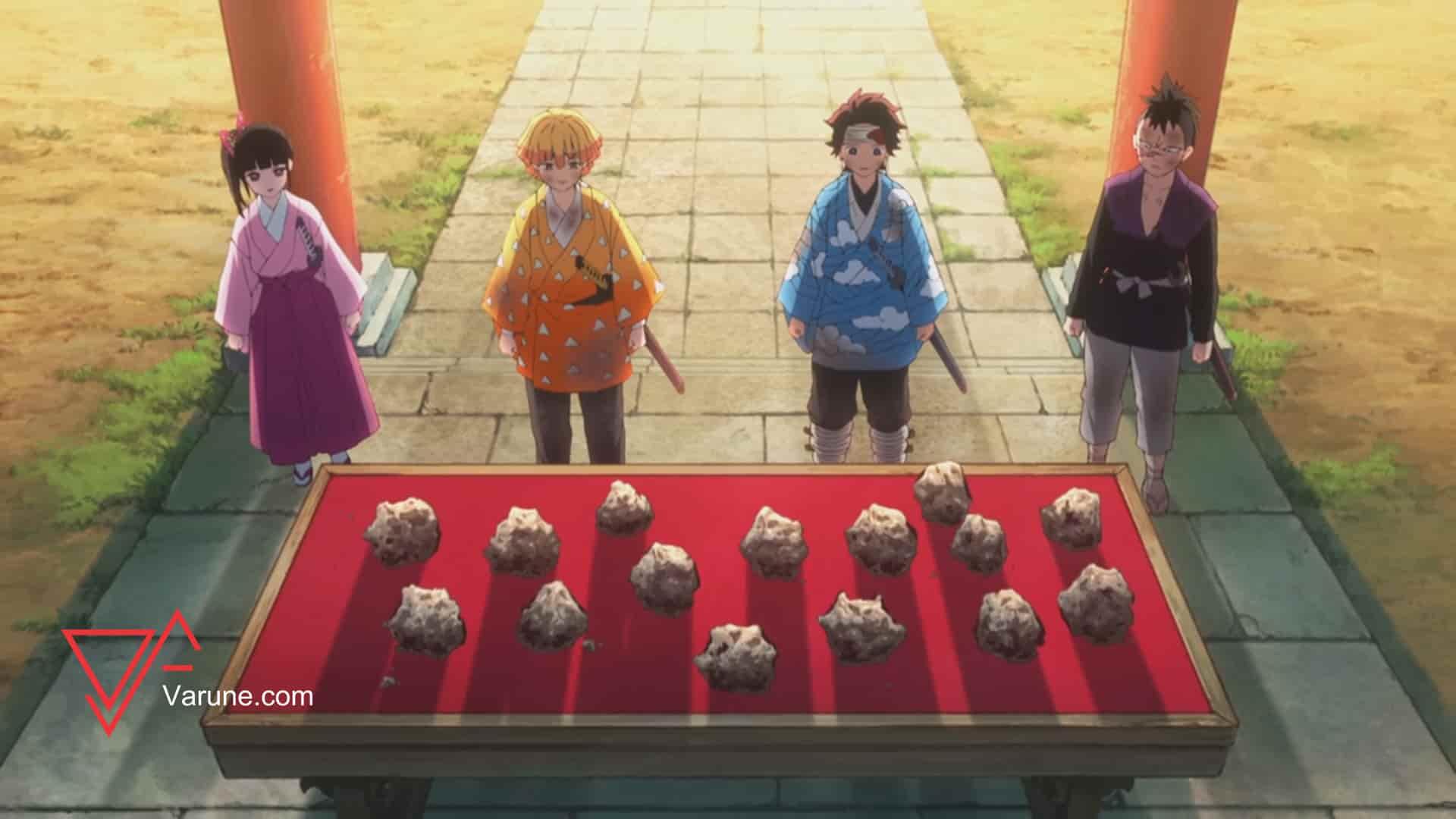 بررسی قسمت 1 تا 5 انیمه Kimetsu no Yaiba