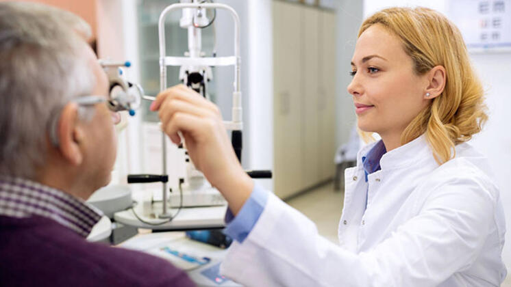 5 روش برای جلوگیری از خشکی چشم