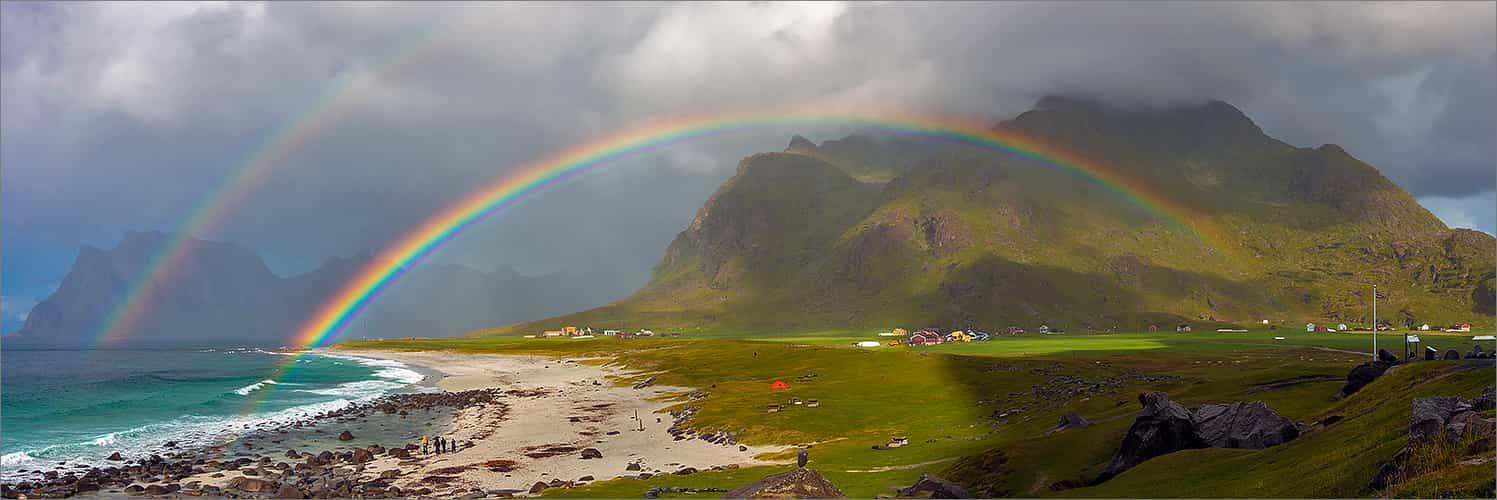 جزایر لوفوتن در نروژ