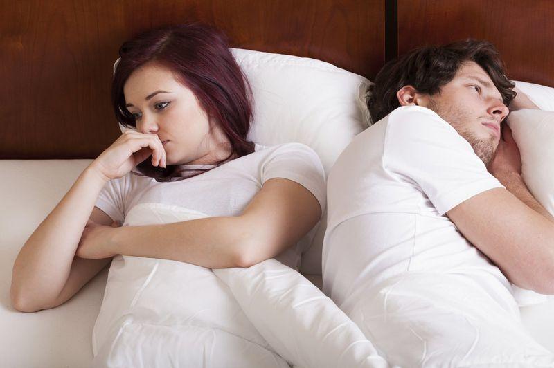 دلایل کاهش میل جنسی در مردان