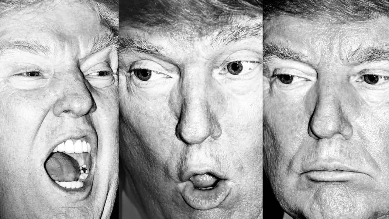 آیا دونالد ترامپ روانپریش یا سایکوپت است؟ رئیس جمهور آمریکا بیمار روانی است!
