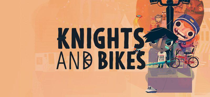بازی Knights and bikes