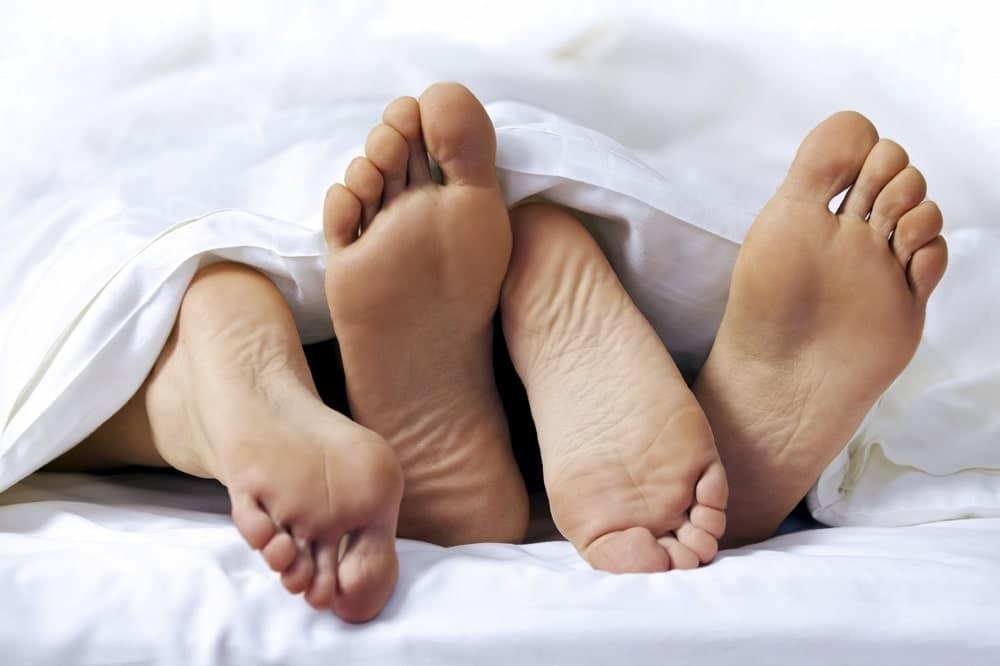 رابطه ی جنسی عاشقانه