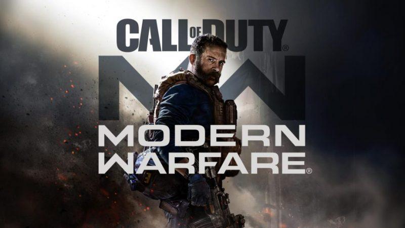 تاریخ انتشار بازی Call of Duty Modern Warfare MP