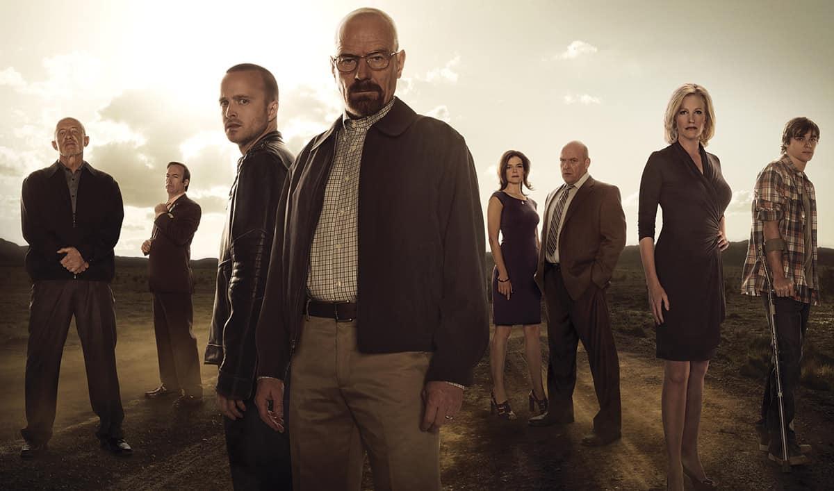 جالب ترین سریال ها برکینگ بد