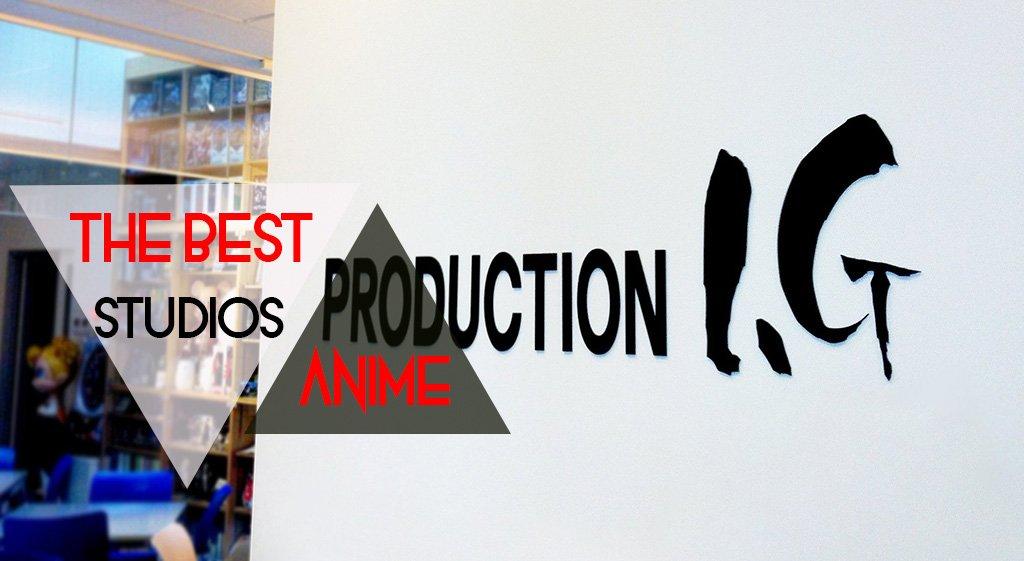 بهترین استودیوهای انیمهسازی