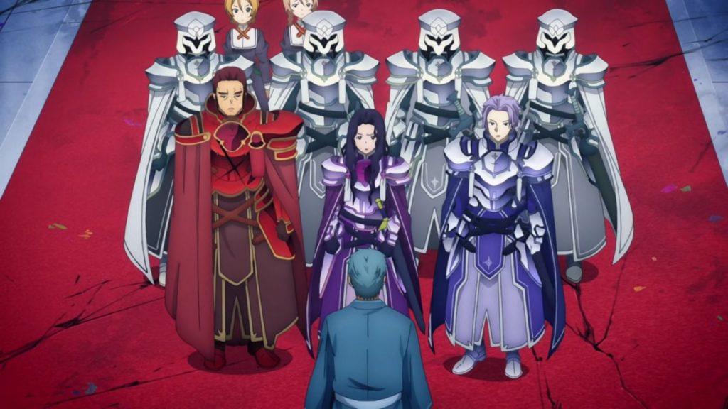 بررسی قسمت ۲۵ انیمه Sword Art Online Alicization