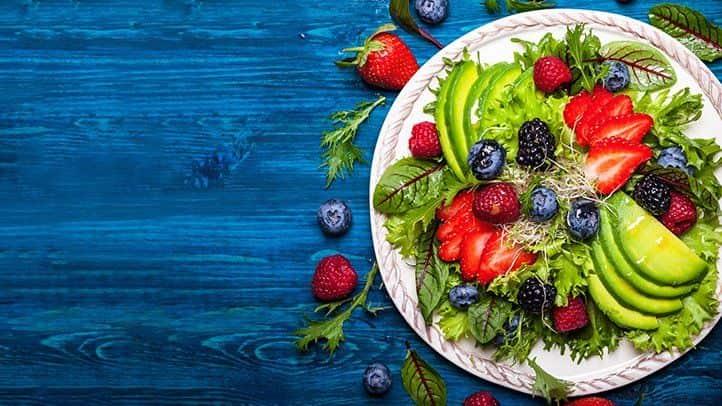رژیم غذایی پر فیبر و افسردگی