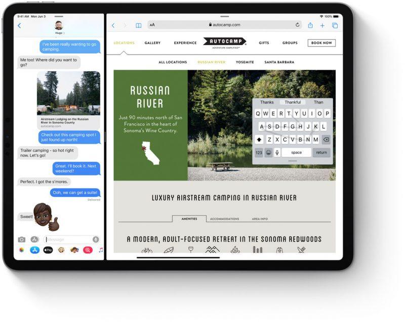 نکاتی در خصوص iPadOS