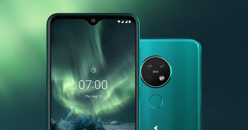 بررسی Nokia 7.2