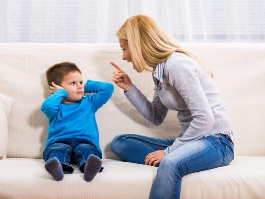کنترل عصبانیت در مقابل کودک