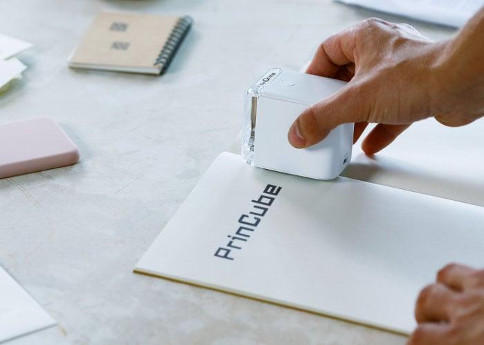 PrinCube : کوچکترین چاپگر رنگی که تا به حال دیده اید!