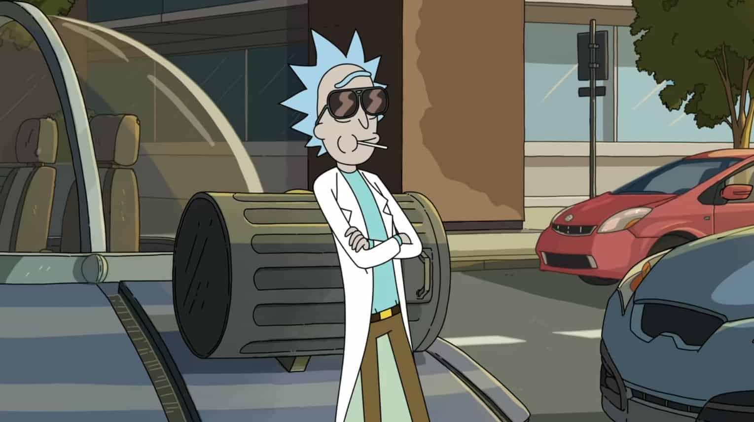 بررسی قسمت دوم و سوم فصل چهارم Rick and Morty