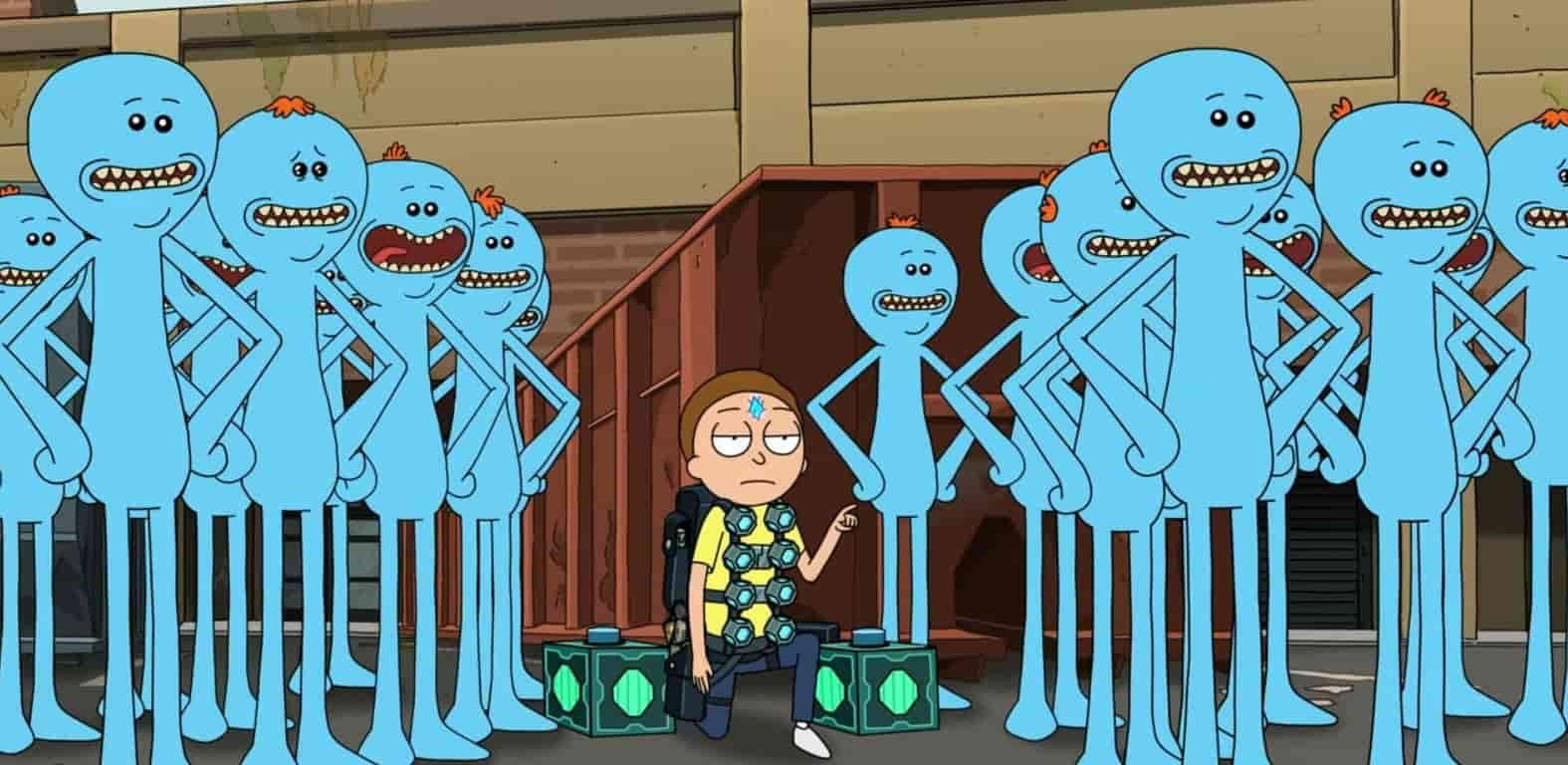 بررسی قسمت اول فصل چهارم Rick and Morty