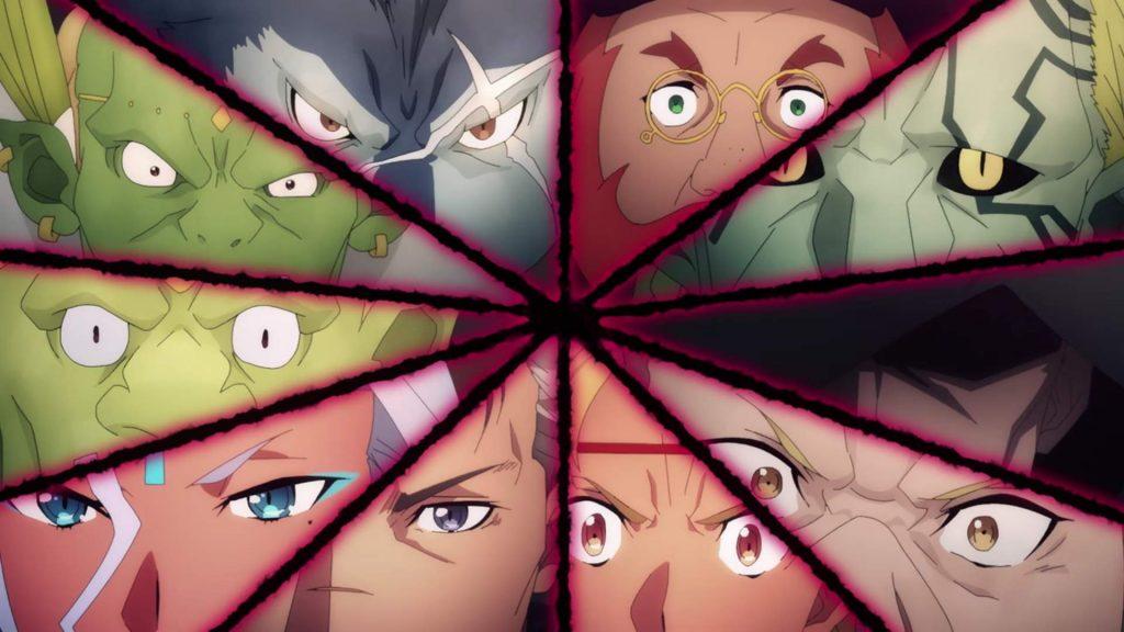بررسی قسمتهای ۲۶ تا ۲۸ انیمه Sword Art Online Alicization