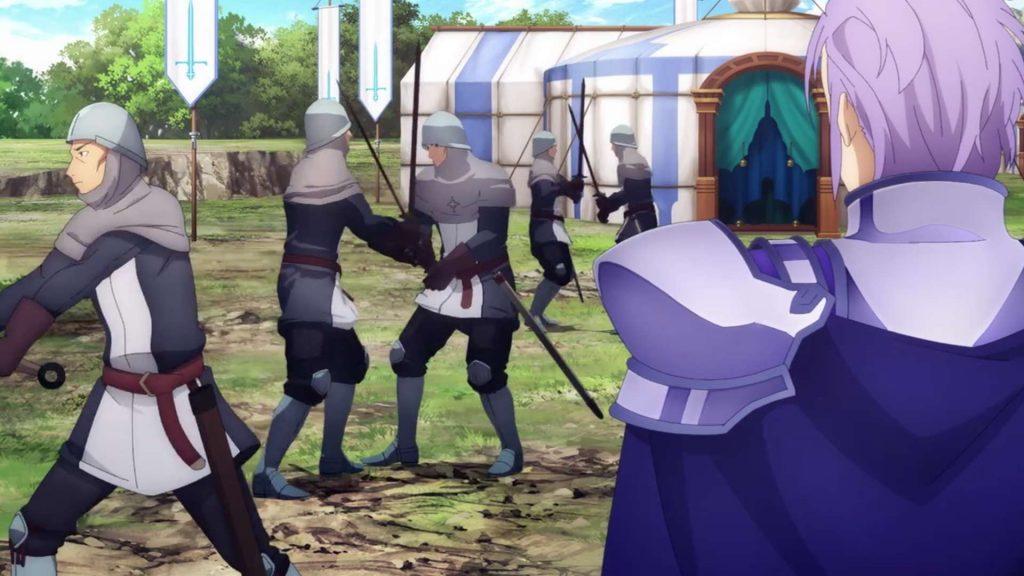 بررسی قسمت ۲۹ انیمه Sword Art Online Alicization