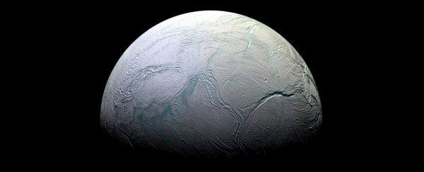 علائم بیشتری از حیات در ماه انسلادوس زحل مشاهده شده است