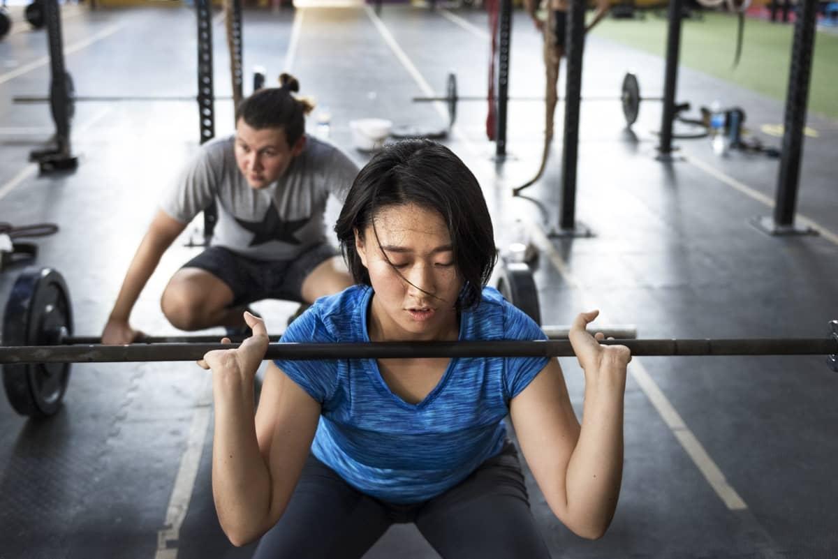 قوی کردن عضلات کوچک و ضعیف
