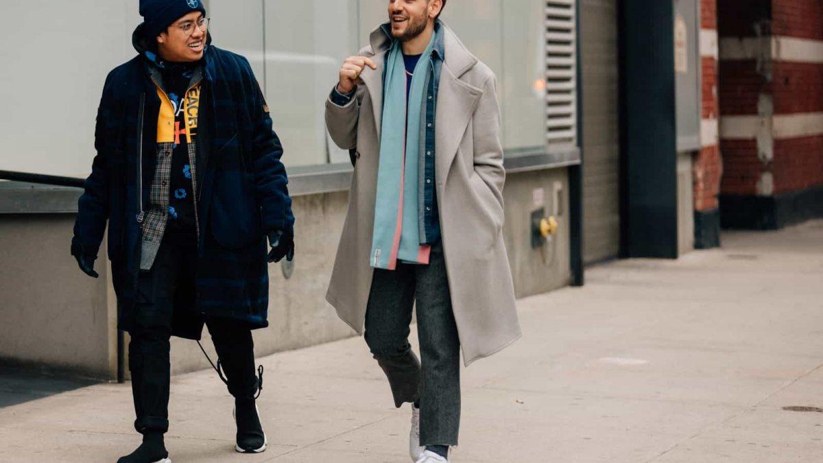 بهترین استایل های خیابانی مردان ؛ ترندهای خیابان های نیویورک