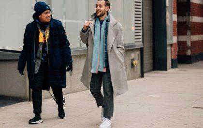 بهترین استایل های خیابانی مردان
