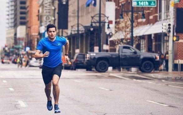 ورزش کردن در هوای آلوده