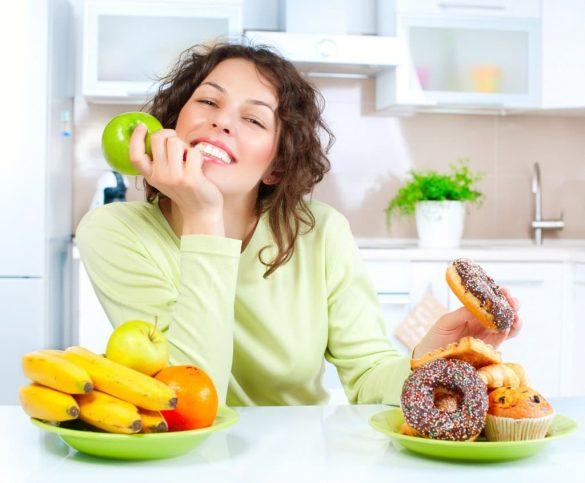 چگونه بدون رژیم غذایی لاغر شوم