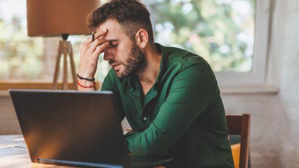 علت خستگی در مردان