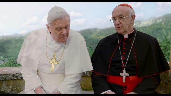 نقد و بررسی فیلم the two popes