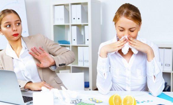 جلوگیری از ابتلا به آنفولانزا