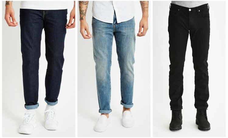 نکاتی برای خرید شلوار جین مردانه