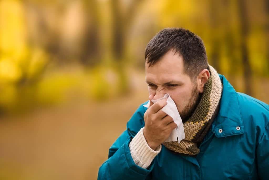 شایع ترین بیماری ها در زمستان