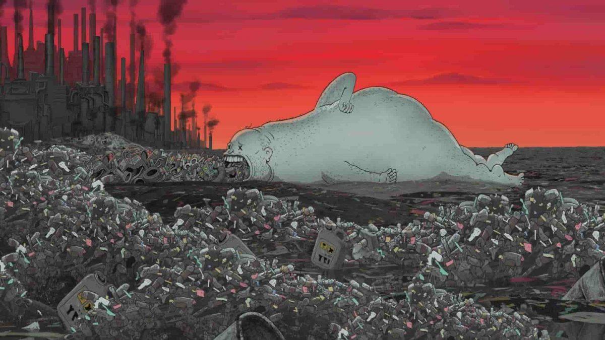 انیمیشن کوتاه The Turning Point ؛ نگاهی به تغییرات اقلیمی از پرسپکتیوی متفاوت !