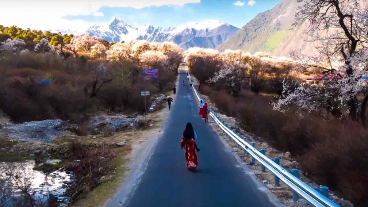 سفر به تبت ؛ ویدیویی از زیبایی های مرتفعترین فلات جهان