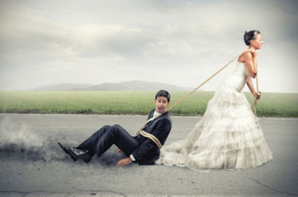 چرا مردان از ازدواج فرار می کنند