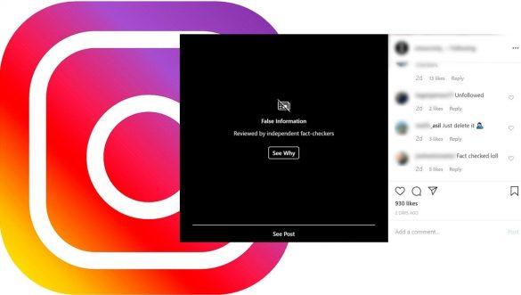 مخفی کردن عکس های فتوشاپی در اینستاگرام