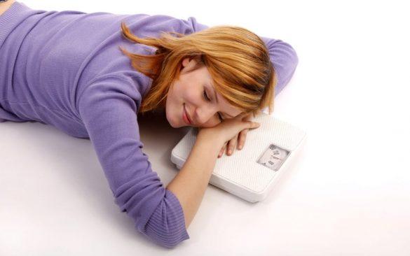 تاثیر کمبود خواب بر چاقی