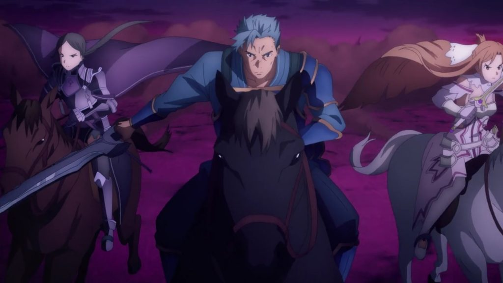 بررسی قسمتهای ۳۴ تا ۳۶ انیمه Sword Art Online Alicization