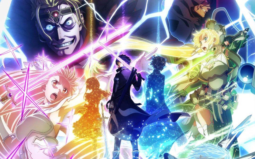 اولین پوستر نیمه چهارم Sword Art Online Alicization به همراه نگاه کلی