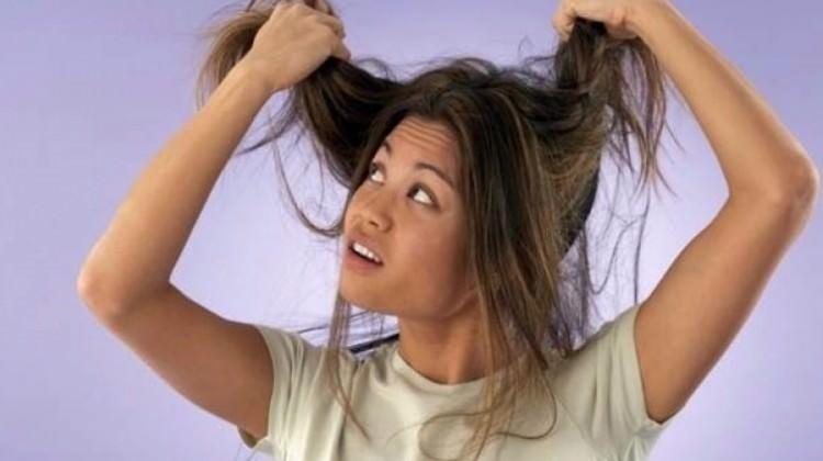 چرا موهام زود چرب می شه؟