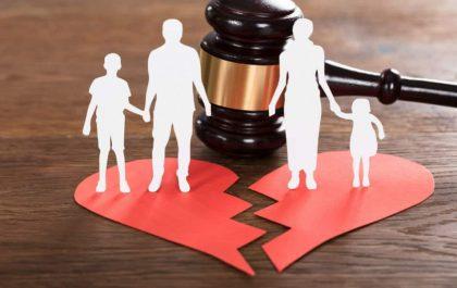 سهمیه بندی طلاق