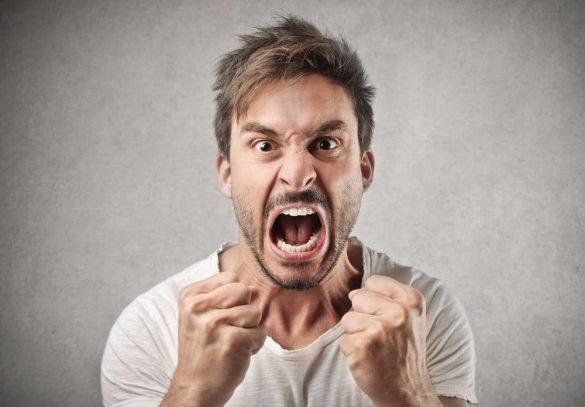 10 روش برای کاهش خشم و عصبانیت