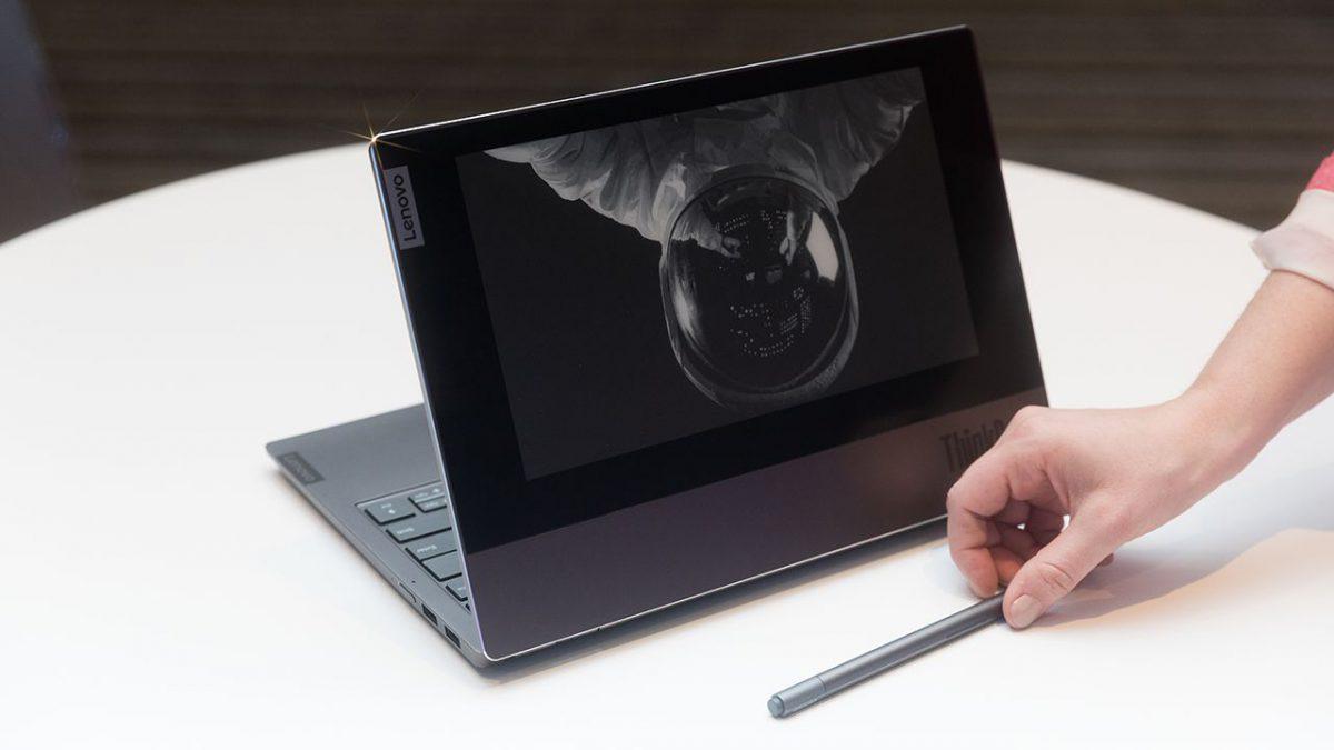 جوهر الکترونیکی شرکت لنوو: خبری خوش برای کسانی که نوت بر میدارند!
