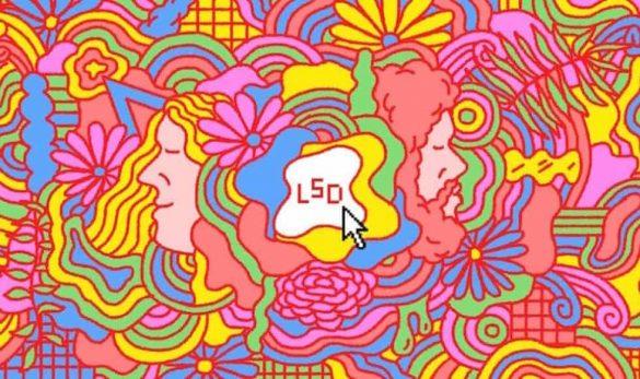 تاثیر اسید LSD بر مغز