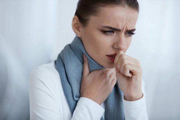چرا همش سرفه می کنم؟ چرا سرماخوردگی ام خوب نمی شود؟