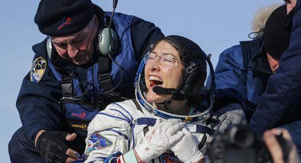 رکورد طولانی ترین سفر فضایی
