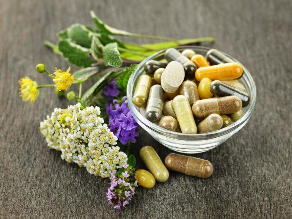 کاهش وزن با داروهای گیاهی